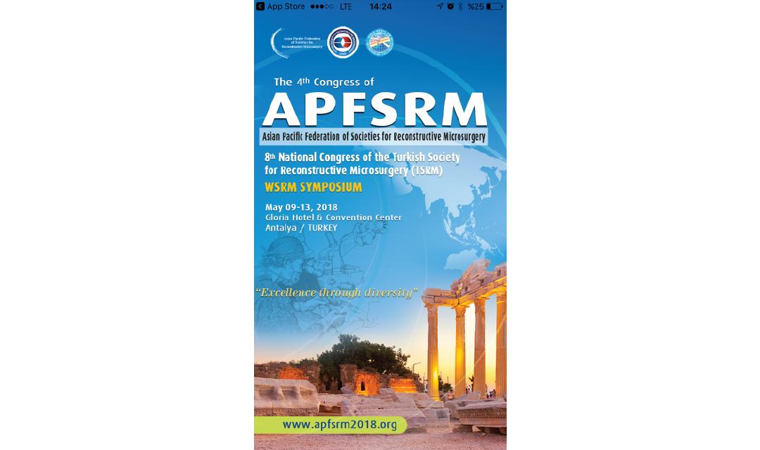 APFSRM 2018