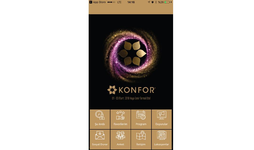 Konfor Mobilya 2018